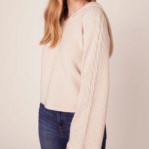 BB Dakota Knock on Hood Hooded Sweater